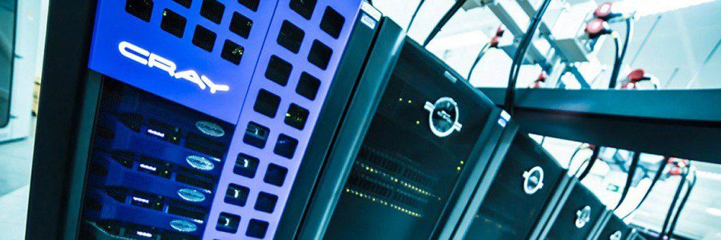 Cray XC40 supercomputer