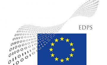EDPS logo, GDPR new rules