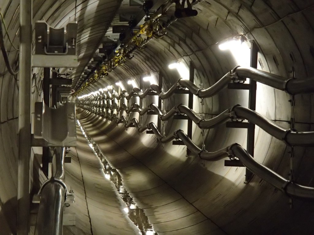 London Power Tunnels
