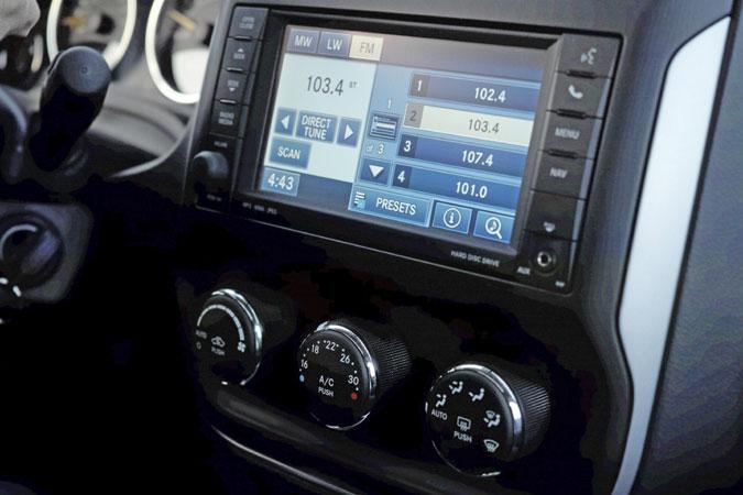 Traditional Car Radio Stays On Top