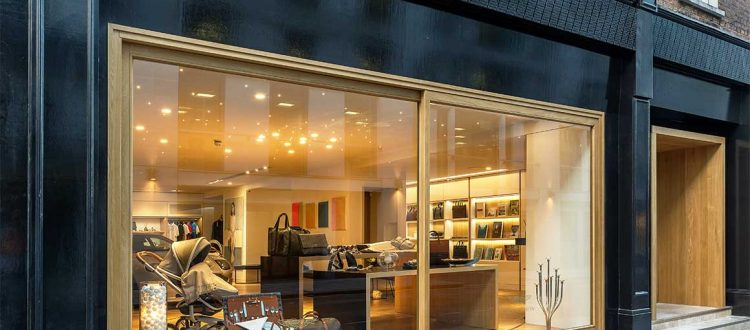Aston Martin Opens First Brand Boutique in Mayfair