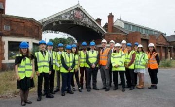Former West Midlands School Site to be Transformed into Industrial Facility