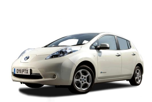 Nissan Considering New Electric Supermini
