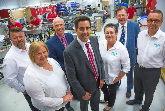 Recruitment Consultancy Joins Manufacturing Hub