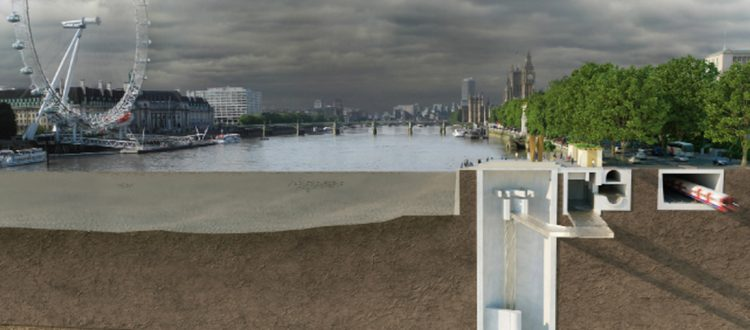 London's 'super sewer' to face NAO funding probe