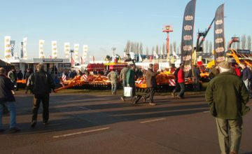 EOE Agricultural Society on Improvements to LAMMA Showground