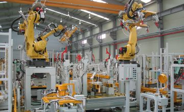 SMMT Calls on Government to Grasp 74b Digital Manufacturing Opportunity