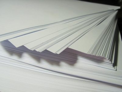 Exciting New Arrival of a Brand New Paper Know as
