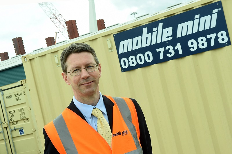 Multimillion Pound Investments Continue to Drive Growth at Mobile Mini