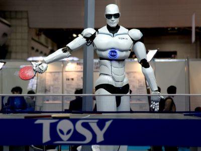 The Future of Robotics in Sports