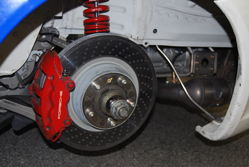 Increased Caliper Coverage from Brake Engineering