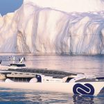 Prysmian aboard the Energy Observer, the first hydrogen vessel to circumnavigate the globe in a 100% green manner
