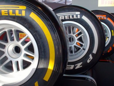 Collaboration has Been Announced Between Formula One Tire Supplier and a Premium Car Manufacture
