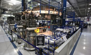 Engine Manufacturing in the UK Fell By -2.2%