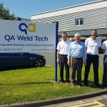 QA Weld Tech Obtain ISO Accreditiations in just Four months