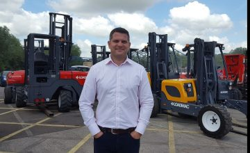 Loadmac Announced the Introduction of a UK Sales Manager