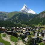Engineering Marvel Has Been Installed in the Swiss Alps