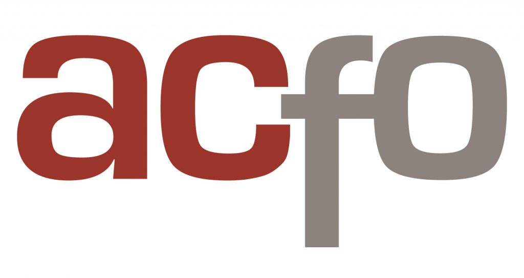 ACFO are Encouraging People to Submit Nomoinations for ACFO Awards