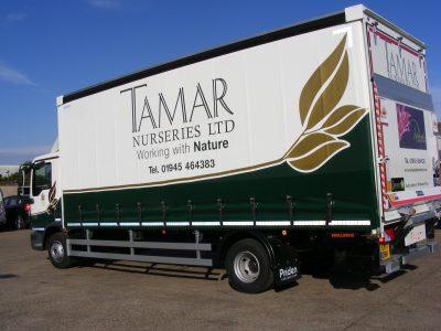 MAN Supplies Second Vehicle to Tamar Nurseries Ltd
