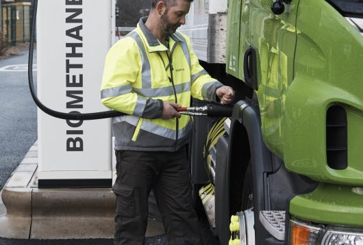 Waitrose Adoption of Bio-Methane Vehicles to be Discussed at TCS&D