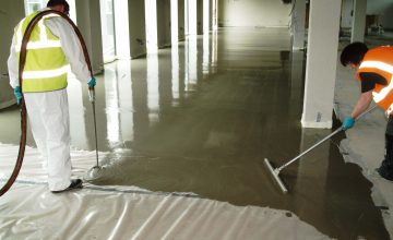 Weber Floor Products used for Saint-Gobain HQ Rennovation