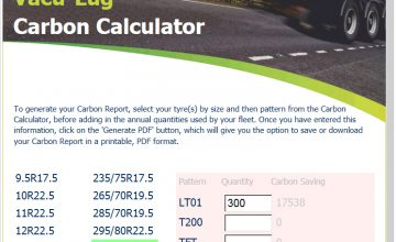 Vacu-Lug Launches New Carbon Calculator