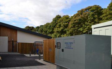 Dieselec Thistle Generators Supply Product to Kingbarns Golf Links