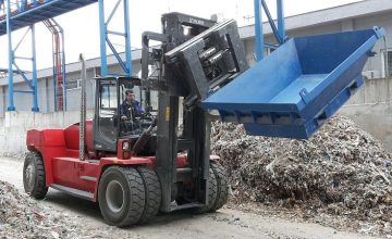 KAUP Attachments Supplies Handling Solution to Modern Energi