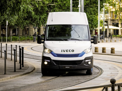 IVECO Launch New Daily Blue Power Vehicles