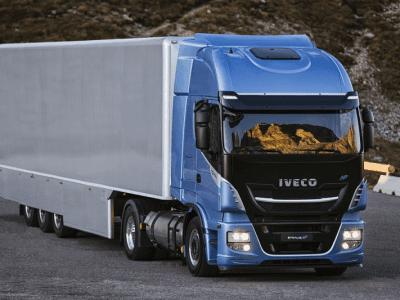 Jaccky Perrenot Orders 250 IVECO Stralis NP Heavy Trucks
