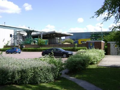 Grupo Antolin Expands Site in Burton-on-Trent