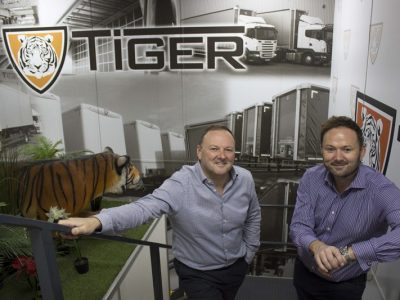 Tiger Trailer Becomes Partners with Northern Powerhouse