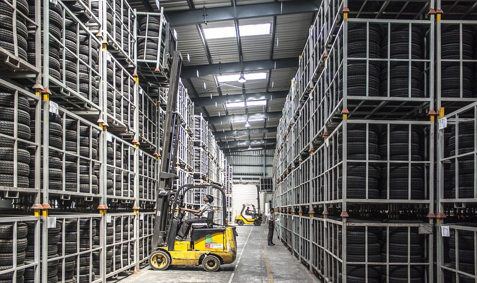 The Automated Warehouse of the Future