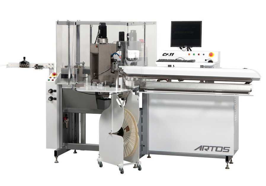 Convert Ltd Doubles Capacity with New Artos CR11