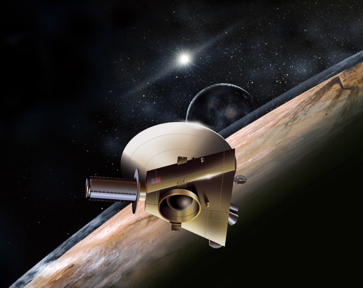 No evidence of atmosphere on Ultima Thule