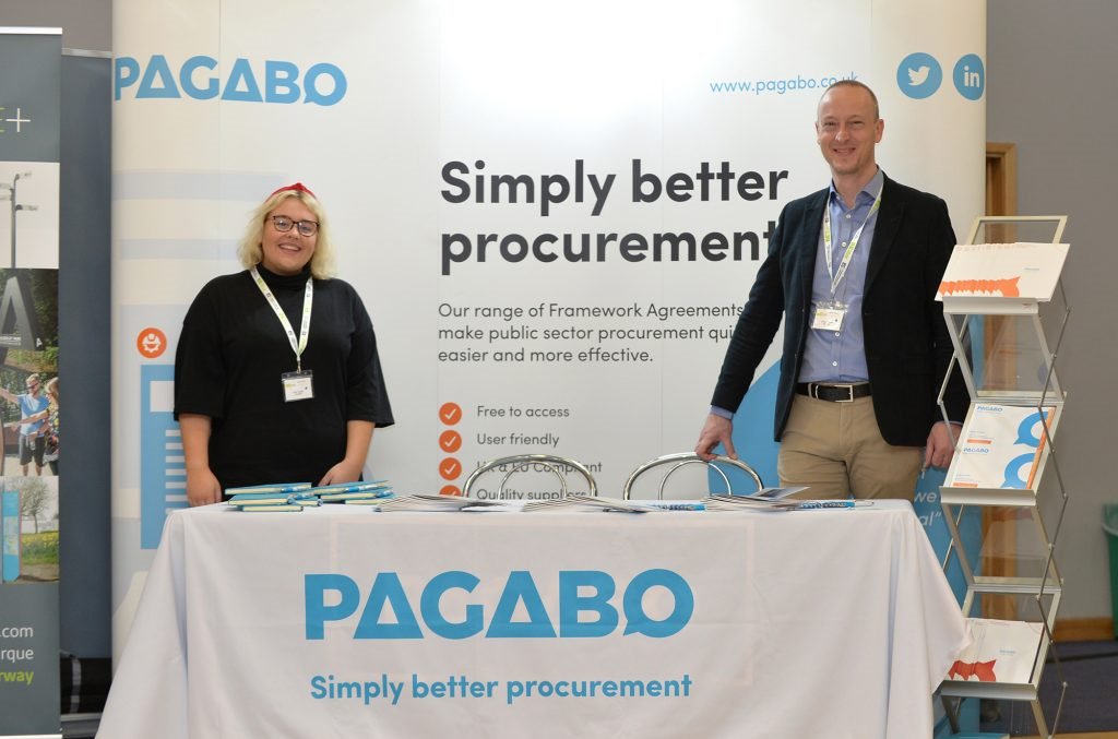 New Partnership Between Pagabo and Built Environment Networking