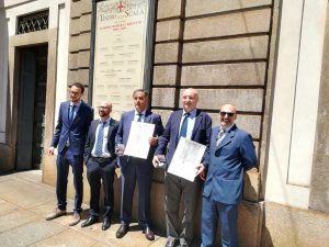 Imeco Awarded with Double Recognition by Chamber of Commerce of Milan