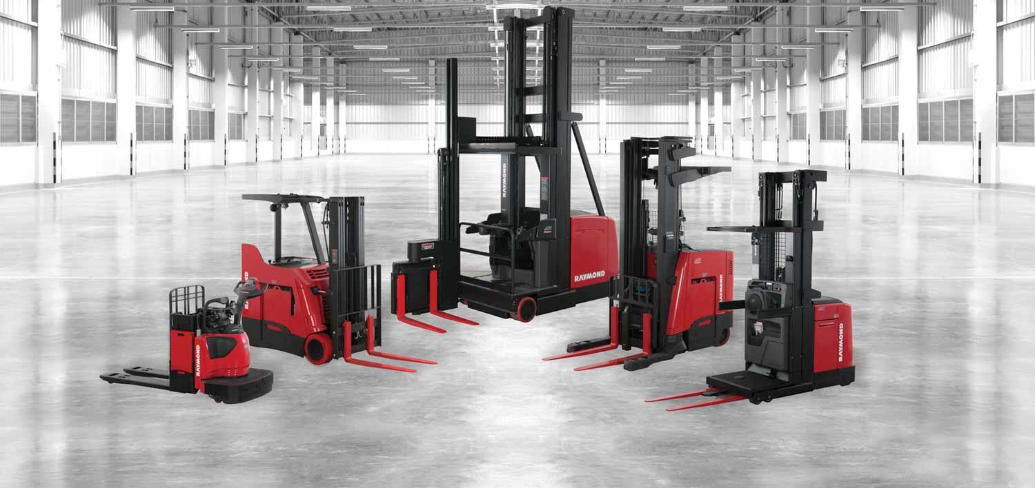 Used Warehouse Forklifts For Sale By Sun Equipment