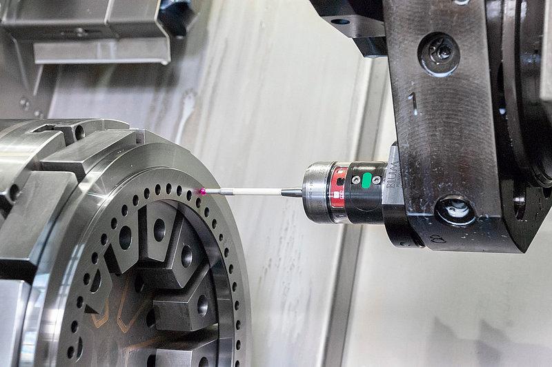 High Precision Touch Probe TC52 from BLUM at Myonic GmbH
