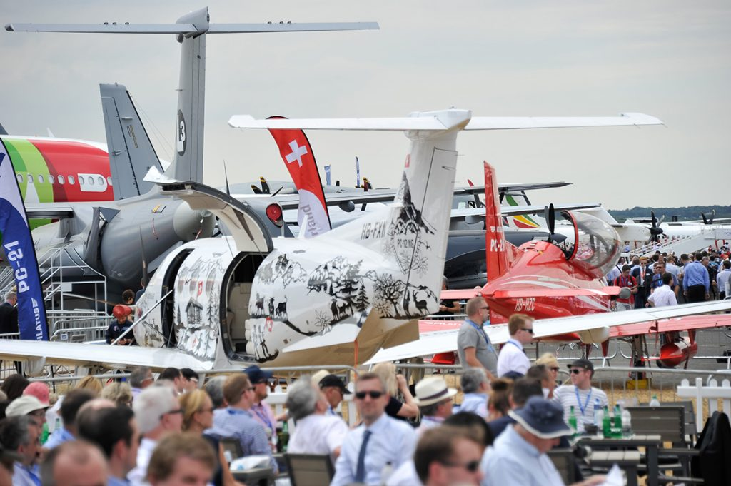 Farnborough Friday: A Day to Excite and Inspire at the Farnborough International Airshow