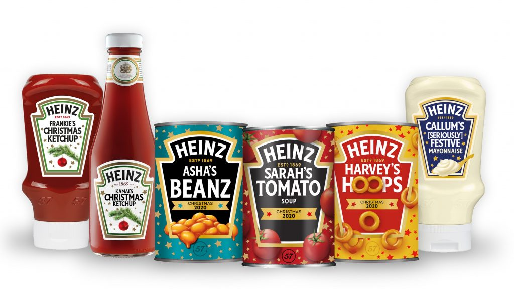 Heinz Launches New Festive Range and Gift Sets