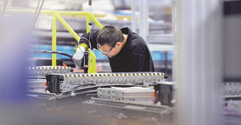 Automotive Transformation: Powering up the UK's Potential