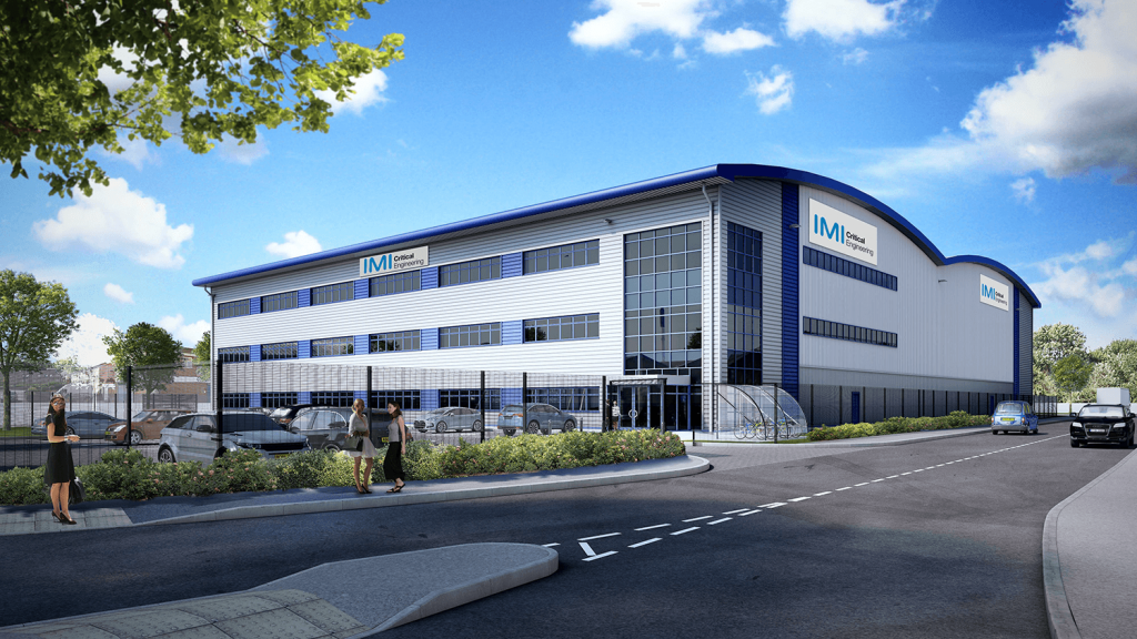 IMI Truflo Marine Unveils Plans for New Headquarters