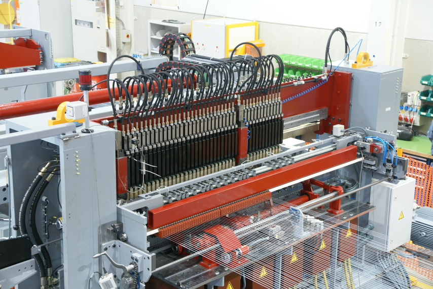 Brighouse Welded Mesh Manufacturer Announces £2M Investment