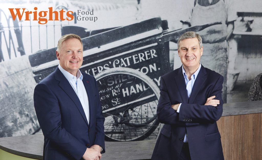 Foodservice Giant Wrights Food Group Appoints New Managing Director