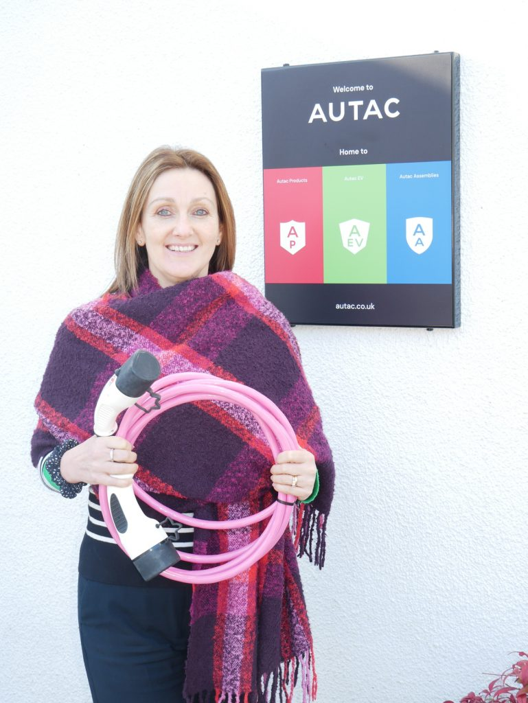 Macclesfield Launches New Pink EV Cable in Support of Breast Cancer Prevention