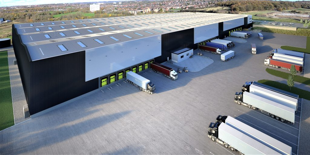 Premier Farnell Invests in New Warehouse at Logic Leeds