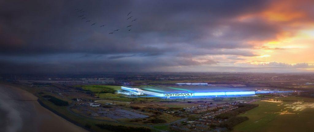 Britishvolt Joins Make UK As Battery Plant Prepares to Power Up