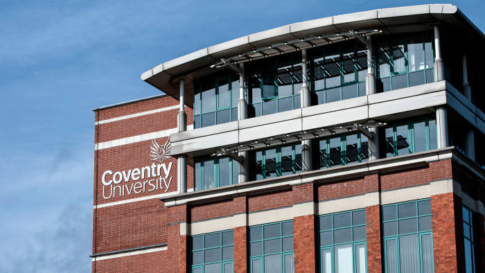 Coventry University Apprentices Win CIBSE WM Engineering Awards