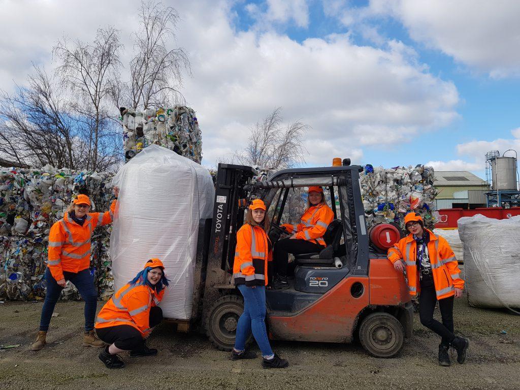 Women Outweigh Men on Bright Green Plastics' Management Team